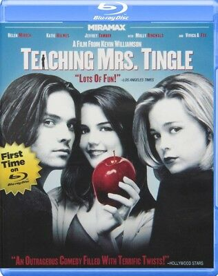 Teaching Mrs. Tingle (Blu-ray 2013) NEW Rare OOP Out of Print Hard to Find HTF