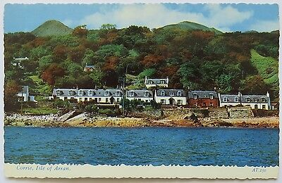 Postcard Corrie, Isle Of Arran, Scotland Unposted