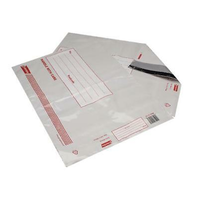 Go Secure Extra Strong Polythene Envelopes 345x430mm Pack of 25 PB08220