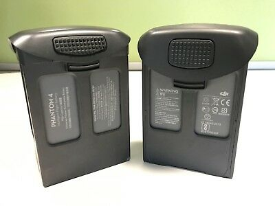 Genuine / Official DJI 5870mAh Battery for the Phantom 4 Pro Obsidian Edition