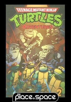 Tmnt Adventures Vol 02 - Softcover