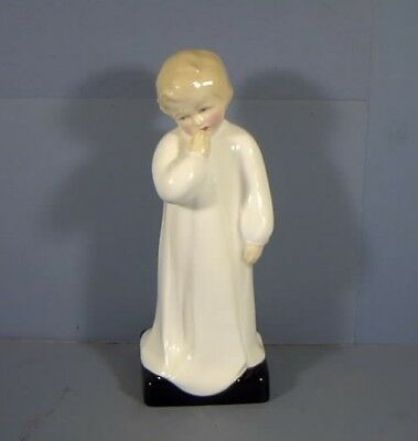 "7.5"" Figurine, Titled, Darling, HN1319, By Royal Doulton, COPR.1929, Estate Col"