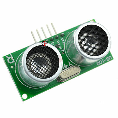 2Pcs US-100 Ultrasonic Sensor Module with Temperature Compensation for Arduino