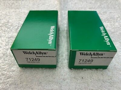 Welch Allyn 71249 Handle Adapter, Lot of 2