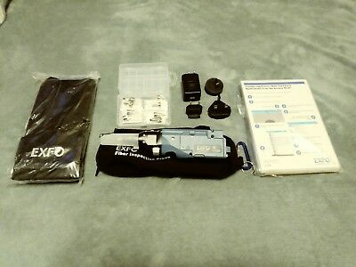 EXFO FIP-435B Wireless Fiber Inspection Probe Fiberscope !!!NEW!!!
