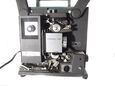 Vintage Bell & Howell 16mm Autoload Filmosound with 1 Full Reel