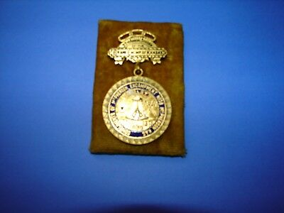Odd Fellows 22Nd Annual Session Badge