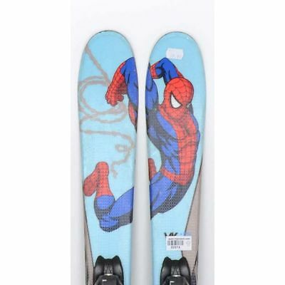 Head SPIDER-MAN - skis d'occasion Junior