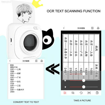 E69F Paperang Thermal Printers NSB Convenient Mini Wireless Connection