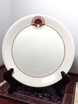 Vintage Oplympic Club Plate Syracuse China Restaurant Ware San Francisco Cal.VGC