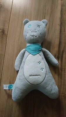 MyHummy Bear (SZUMISIE) Snoozy White Noise Toy with Cry Sensor & Non Stop System