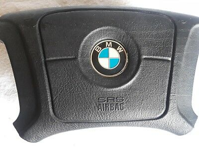 RARE bmw 3211620906 steering wheel center  + FREE PRIORITY SHIPPING