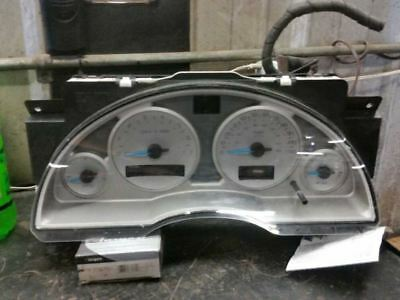 Speedometer Cluster US W/Information Center Fits 02-04 RENDEZVOUS 482817