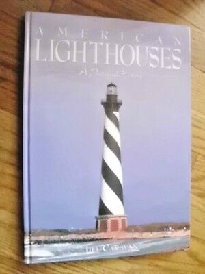 AMERICAN LIGHTHOUSES : A Pictorial History ,  NEW