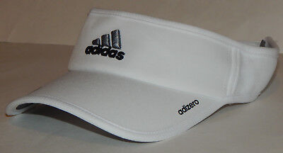 c4480d33c31 Adidas Men s Adizero II Visor Cap   Hat Adjustable Strapback Running Tennis  Golf