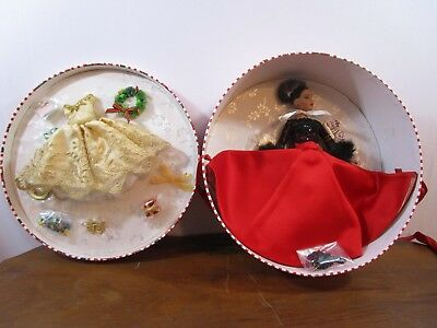 "Tonner Dolls -  10"" Tiny Kitty Collier Christmas Hat Box #kt3602     New*mint"
