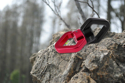 Climbing Caving 30KN Safety Rotational Device Rotator Rope Swivel Connector