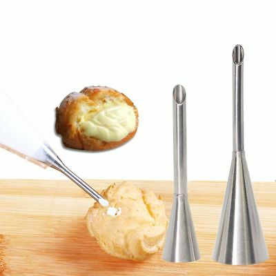 Stainless steel Icing Piping Nozzle Pastry Tip Cake Decorating Tool Set