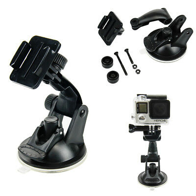 Windshield Car Suction Cup Holder Mount Stand for GoPro Hero 2 3 3+ 4 4s 5 6