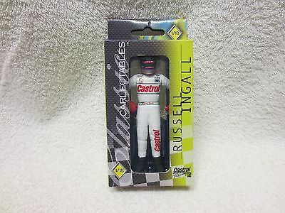 1:18 Scale Russell Ingall Castrol Figure – New