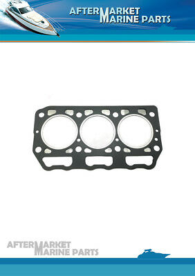 Head gasket made for Yanmar marine 3GM, 3GMF, 3GMD replaces:128370-01331 (01332)
