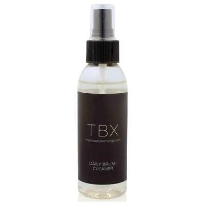 TBX Daily Brush Cleaner 125mL for Makeup Brushes