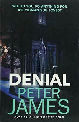 Denial by James, Peter Book The Cheap Fast Free Post