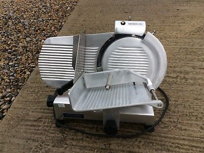 prisma omega commercial or hobbyist cooked meat slicer for ham bacon etc