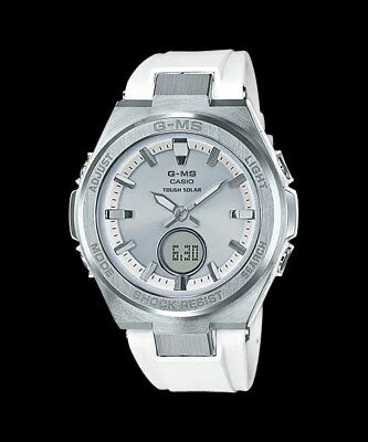 MSG-S200-7A Tough Solar Ladies Watches Casio G-MS Baby-G Analog Digital