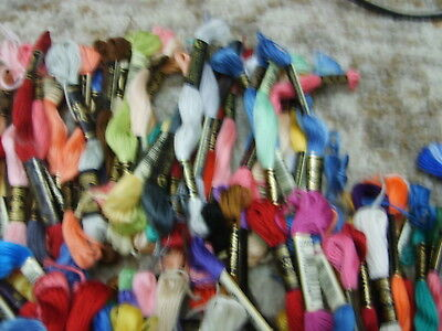 165 Skeins of Embroidery Floss