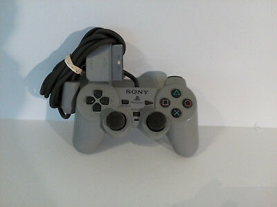 Sony Playstation SCPH-1200 PS1 Gray DualShock Tested Official OEM VUB04