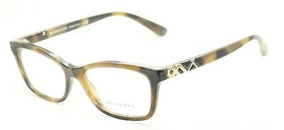 2a638ce68d76 BURBERRY B 2249 3641 52mm Eyewear FRAMES RX Optical Glasses Eyeglasses  ITALY New