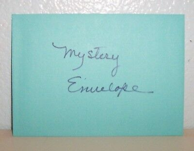 Mysteries Box / Envelope / Predictions For You