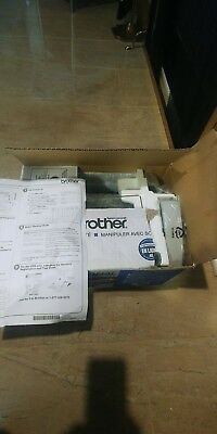 Brother #575 Personal Plain Paper Fax Phone & Copier New In Box Free Shipping