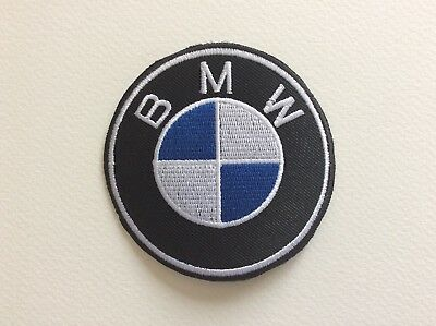 A062 Patch Ecusson Bmw 7,7 Cm