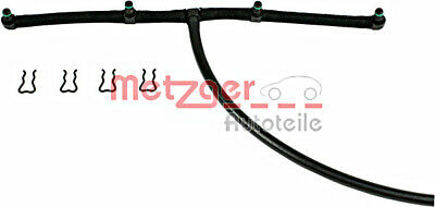 Metzger Fuel Overflow Hose For VAUXHALL OPEL SAAB Astra Sport Twintop 5817302