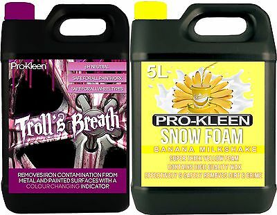 Car Alloy Wheel Iron Contamination Remover Cleaner Snow Foam Vehicle Valet