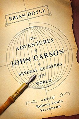Adventures of John Carson in Several Quarters of the World, The by Doyle, Brian