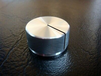 Knurled Anodized Aluminum Amplifier Potentiometer Control Knob Stereo Receiver
