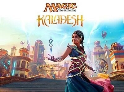 Magic the Gathering Kaladesh Complete Set of Rare and Mythics