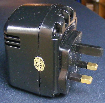 1:12 Scale 12v Mains Lighting Adaptor 32 Light Transformer Tumdee Dolls House 05