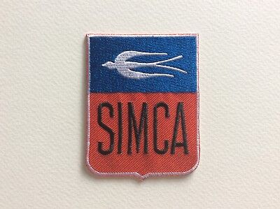 A080 Patch Ecusson Simca 7,5*5,5 Cm