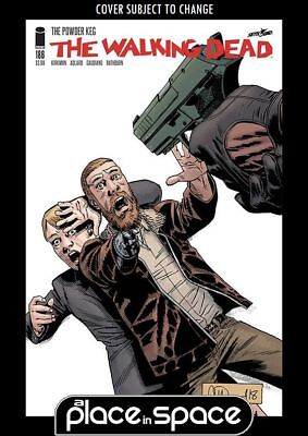 The Walking Dead #186A (Wk49)