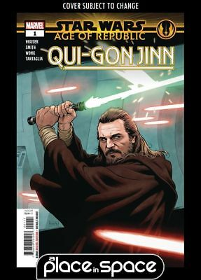 Star Wars: Age Of Republic: Qui-Gon Jinn #1A (Wk49)