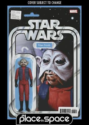 Star Wars, Vol. 2 (Marvel) #58B - Action Figure Variant (Wk49)