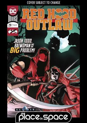 Red Hood: Outlaw #29A (Wk49)