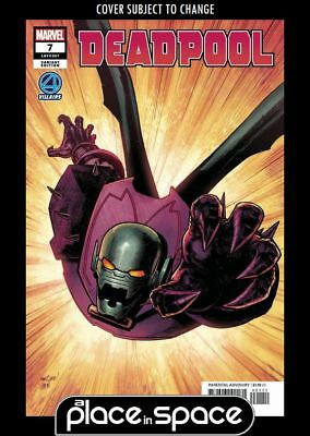 Deadpool, Vol. 6 #7B - Marquez Ff Villains Variant (Wk49)