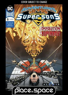 Adventures Of The Super Sons #5 (Wk49)