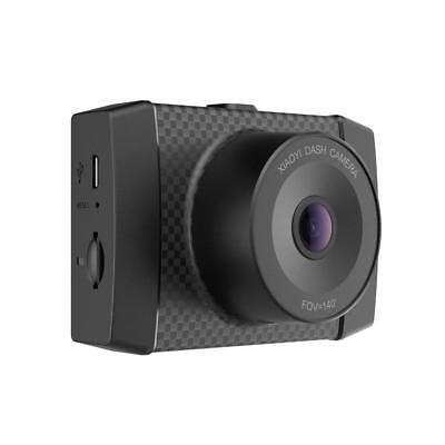 "YI 2.7K Ultra Dash Cam with 2.7"" LCD Screen, 140° Wide Angle Lens, Mobile APP"