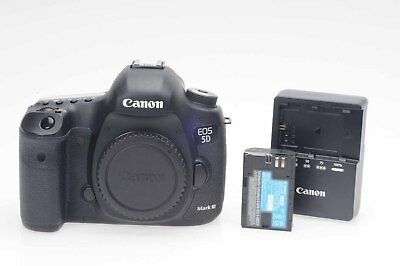 Canon EOS 5D Mark III 22.3MP Digital SLR Camera Body                        #281